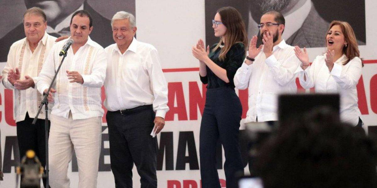 Presos políticos serán liberados a partir del 1 de diciembre: AMLO