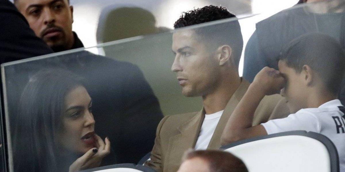 Suspenden a Cristiano Ronaldo de selección portuguesa tras acusación de violación