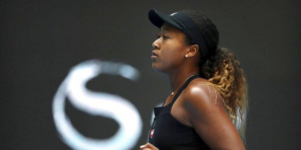 Naomi Osaka adelanta a cuartos de final en Beijing