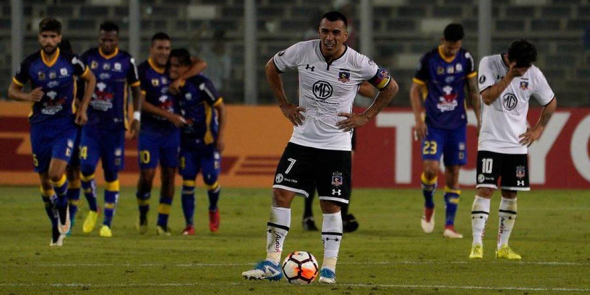 Desastre con Delfín, hazaña ante Corinthians y un triste adiós: el duro camino de Colo Colo en la Libertadores 2018