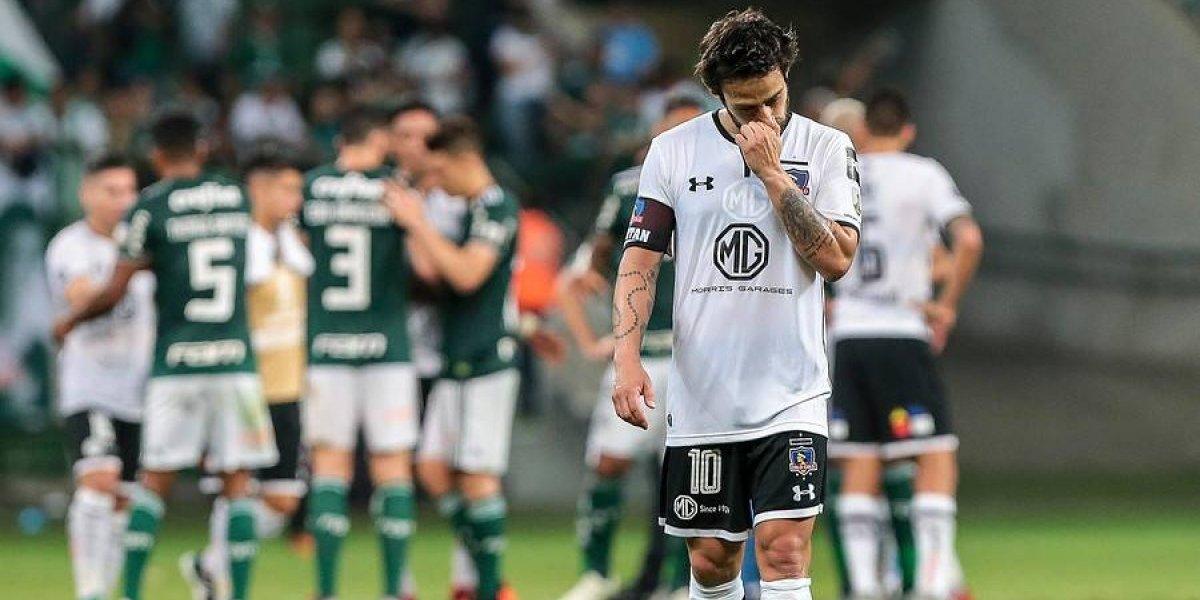Las variantes tácticas de Héctor Tapia que sólo buscaron evitar la debacle de Colo Colo en la Libertadores