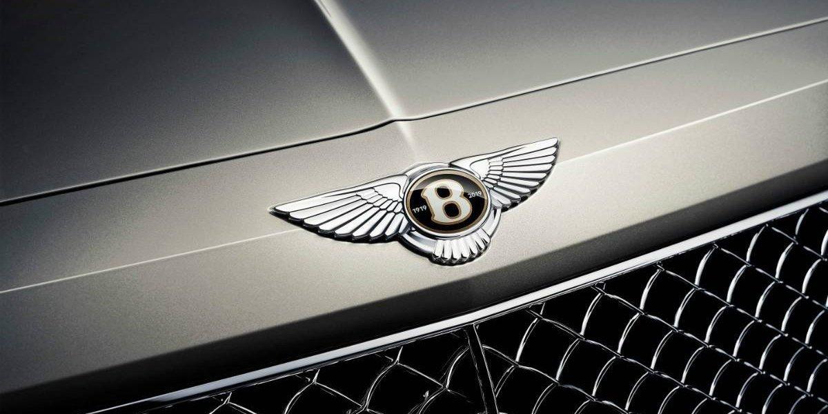 Bentley planifica su centenario con una nueva colección