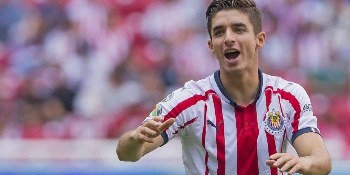 Jugadores de Chivas, felices por llamado a Selección mexicana