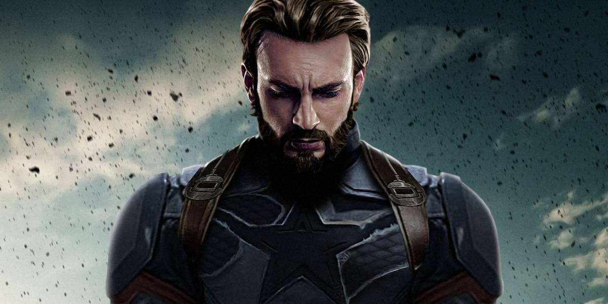 """Ha sido un honor"", Chris Evans se despide del Capitán América"