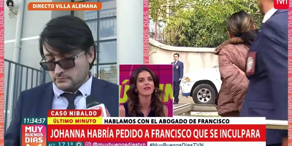 María Luisa Godoy se enfurece y corta conversación con abogado que atacó a Pamela Lagos