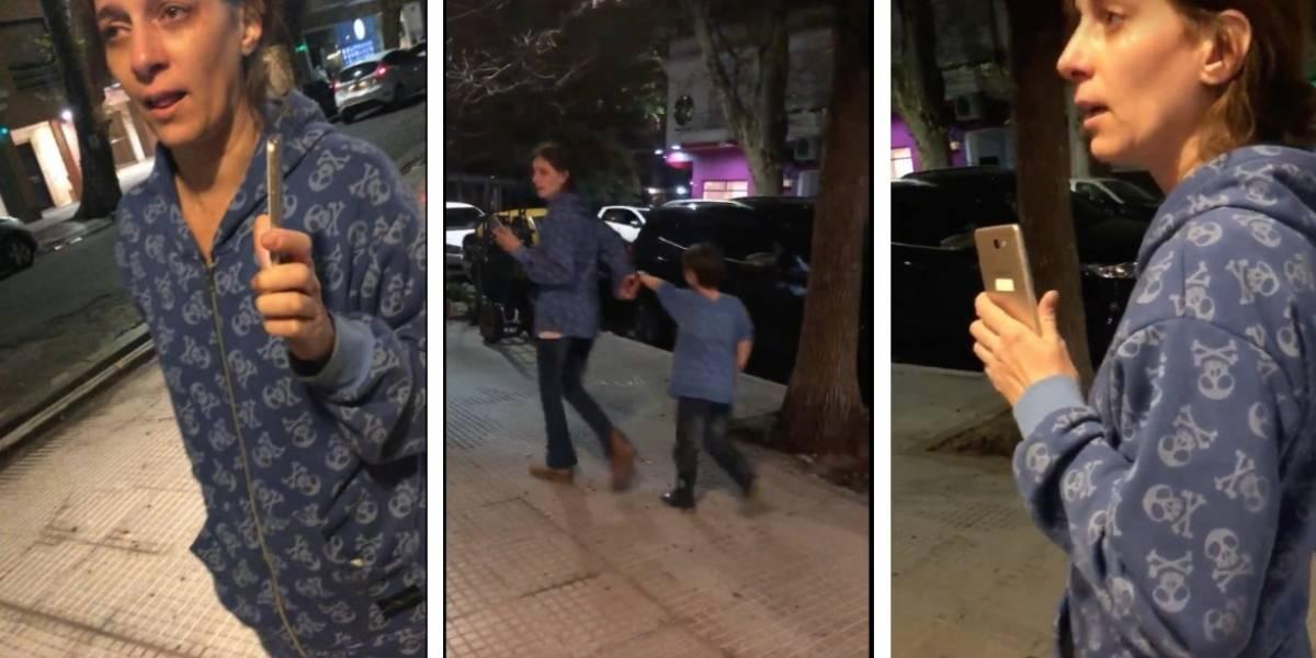 """""""Colombianas de m*****"""": el insulto con el que golpearon a dos mujeres en Argentina"""