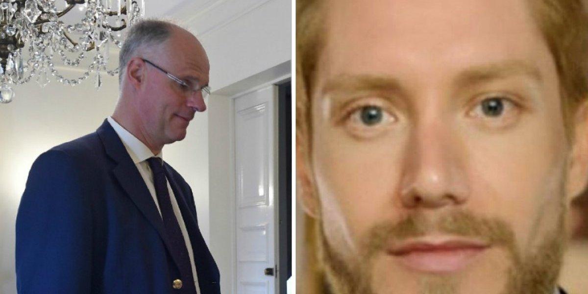 ¡Apareció el real Príncipe de Liechtenstein! Visitó La Moneda y no se parece en nada al chileno que decía ser de allá