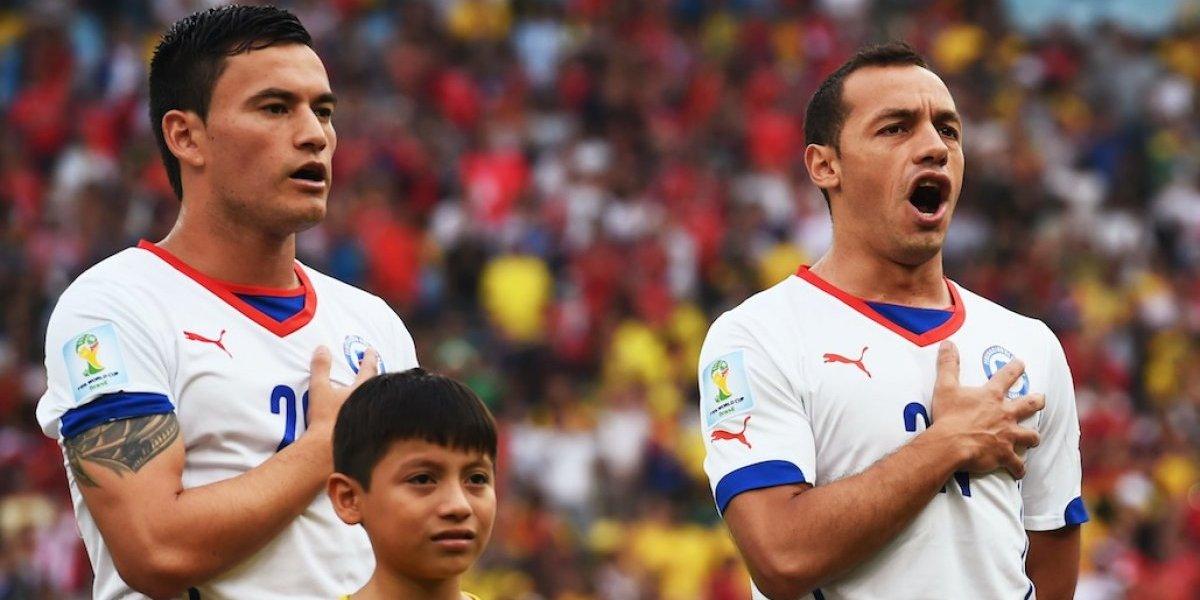 Charles Aránguiz pidió el regreso a la Roja de su amigo Marcelo Díaz