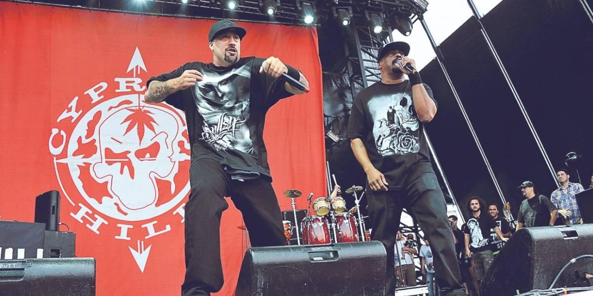 """Cypress Hill: """"La música siempre ha tenido el poder de unir"""""""