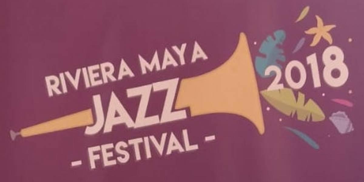 La edición 2018 del Riviera Maya Jazz Festival está por llegar