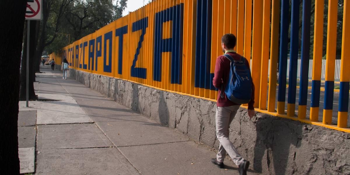 Afectaciones viales por marcha de alumnos de la UNAM hacia Rectoría
