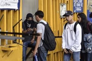 UNAM expulsa a otra alumna de CCH Azcapotzalco por agresión en CU