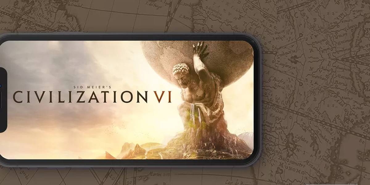 Civilization VI está disponible ya para iPhone