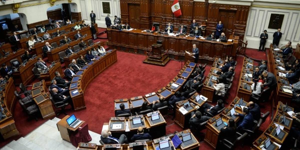 Congreso de Perú aprueba reformas impulsadas por el presidente Vizcarra