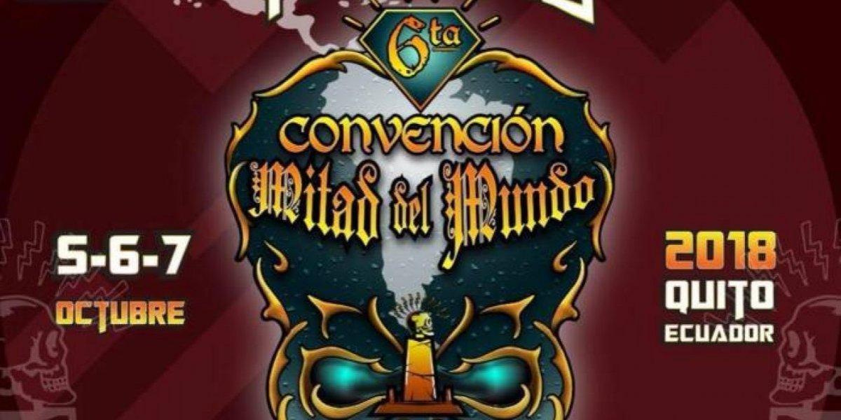 Convención internacional de tatuaje 'Mitad del Mundo' estará desde hoy en Quito