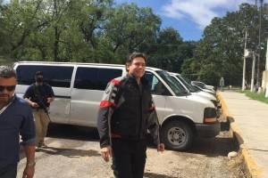 Detención del ex gobernador
