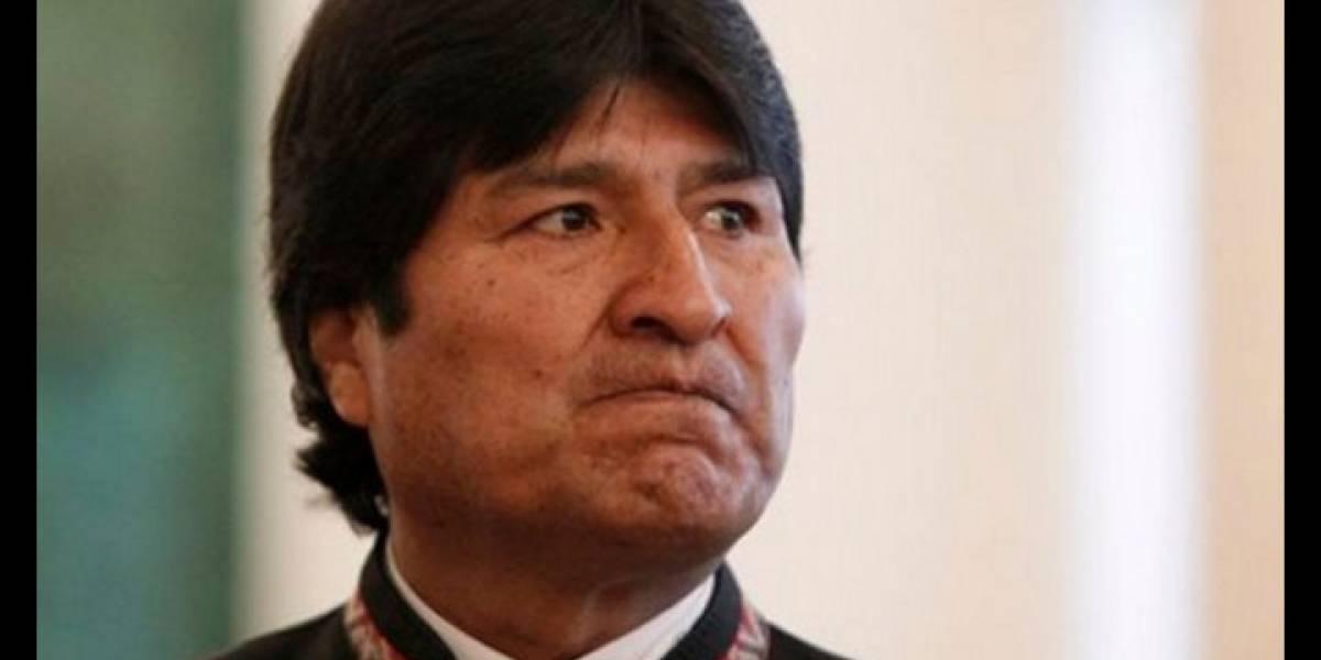 Derrota en La Haya sumerge a Evo Morales en su peor crisis