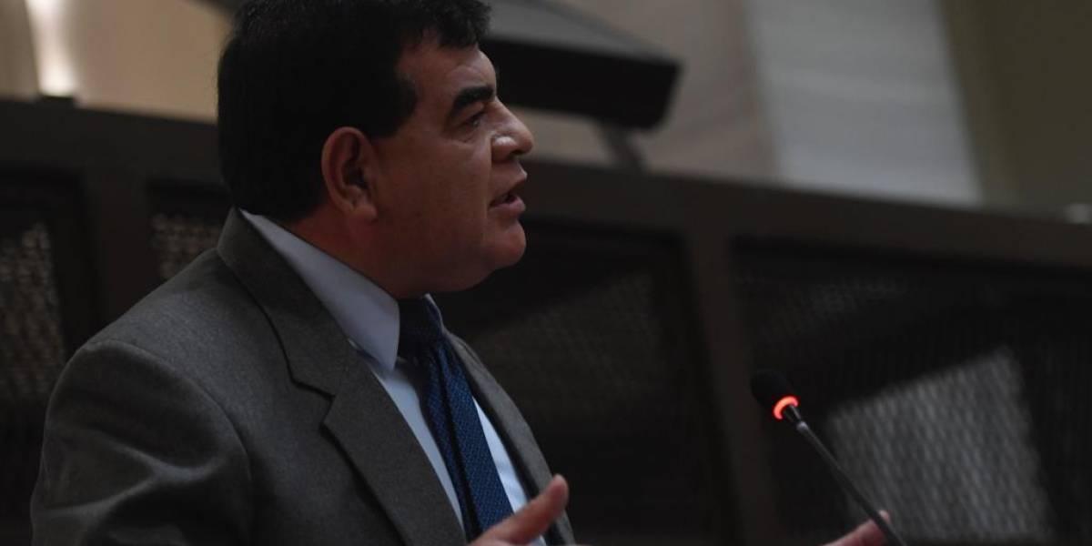 Juez niega libertad a exfiscal contra el Crimen Organizado