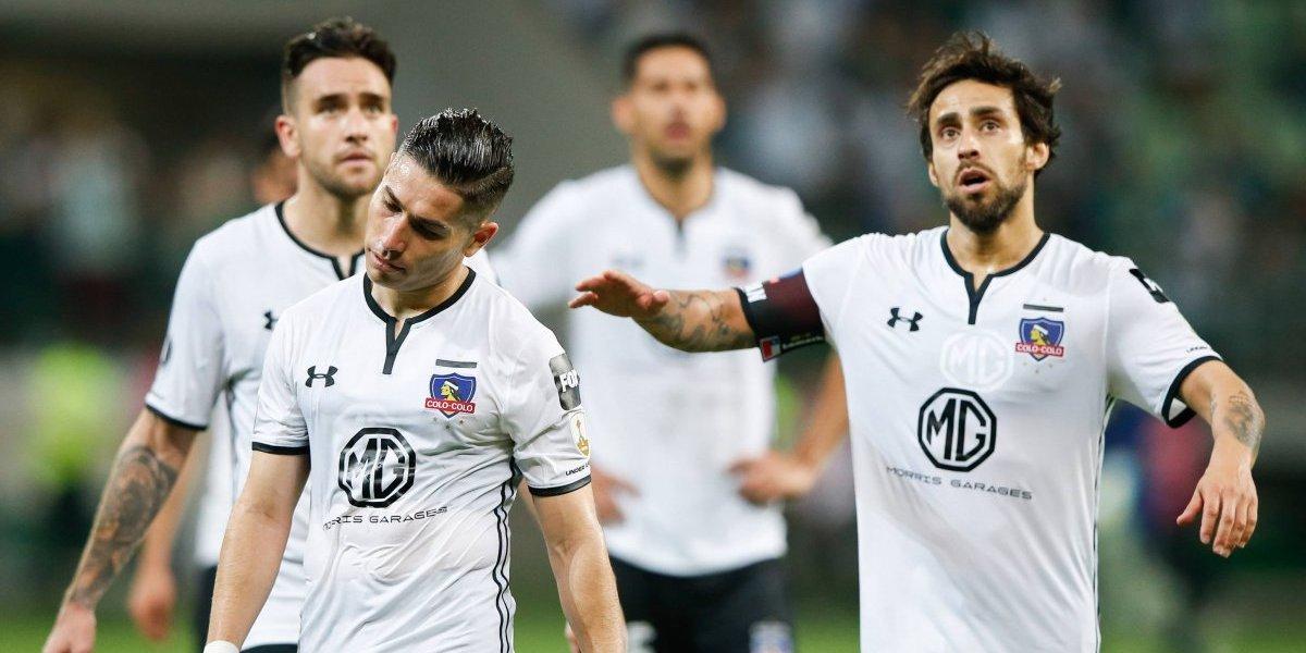 Colo Colo se despidió de la Libertadores como el cuartofinalista con peor campaña