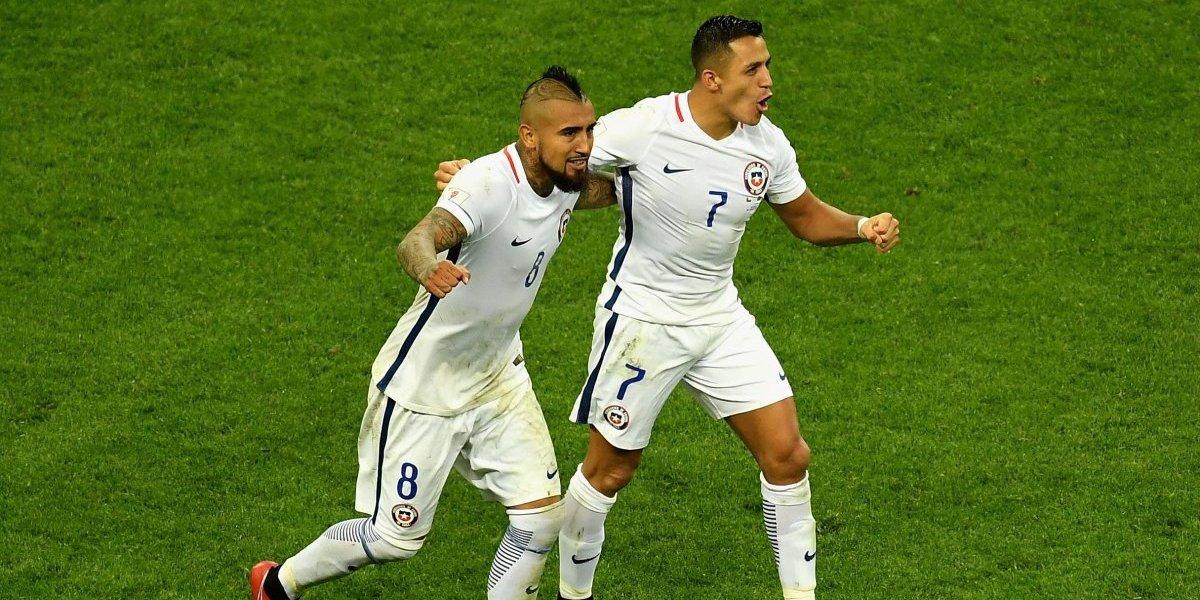 Con Alexis Sánchez y Vidal, Chile enfrentará al Tri en Querétaro