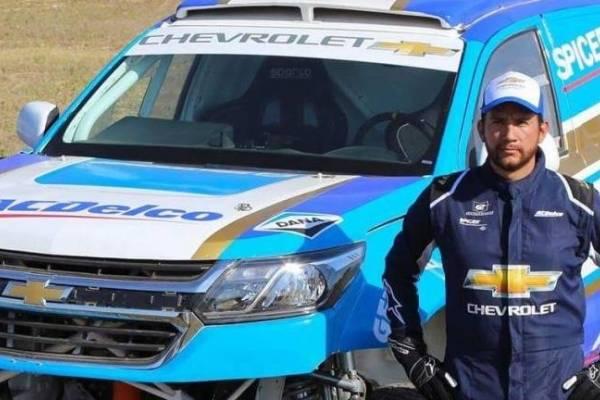 Sebastián Guayasamín logra el primer puesto de rally en Colombia