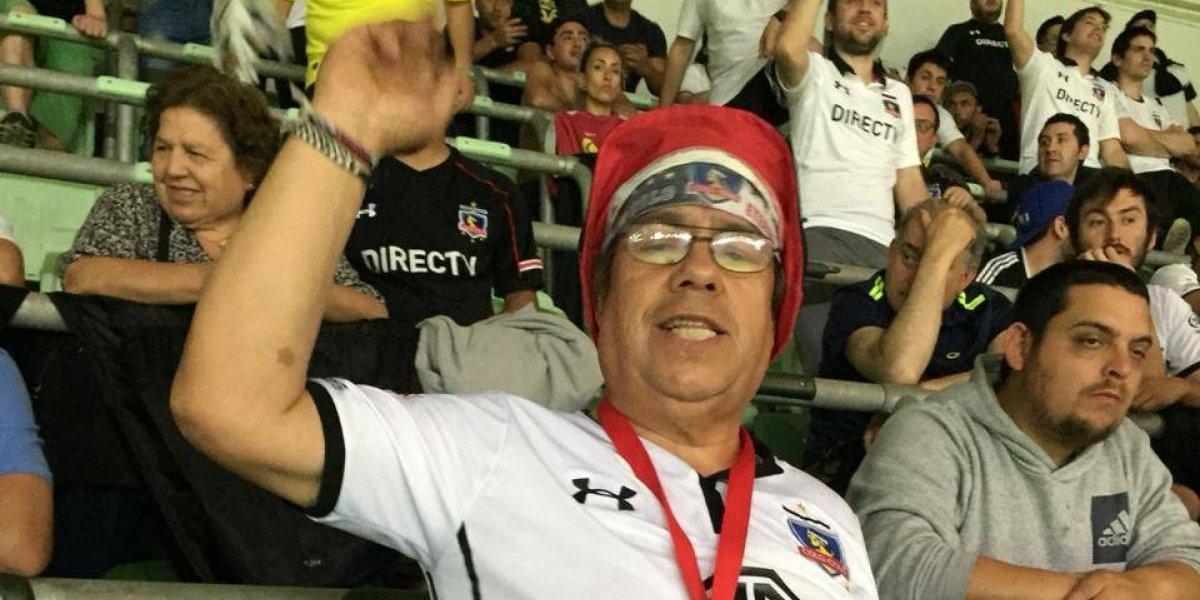 """El sueño cumplido del """"otro"""" Colo Colo en la Copa Libertadores"""