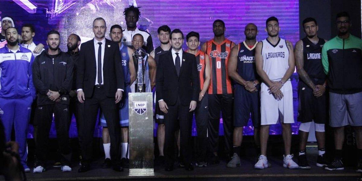 Se fortalece la LNBP con cuatro franquicias más para la temporada 2018-19