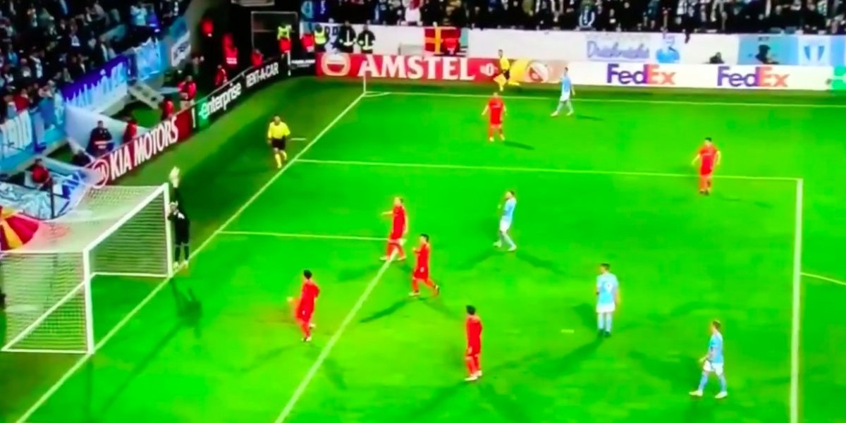 VIDEO: El nuevo error de Karius con el Besiktas en la Europa League