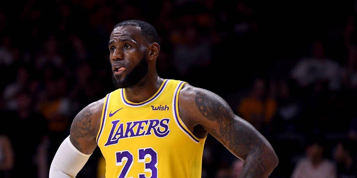 LeBron James y su estricta dieta previo a la temporada de la NBA