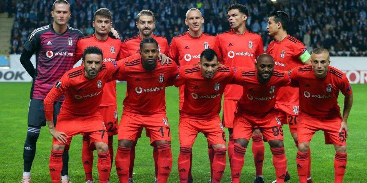 ¿Otra vez? Karius comete otro error monumental en la Europa League