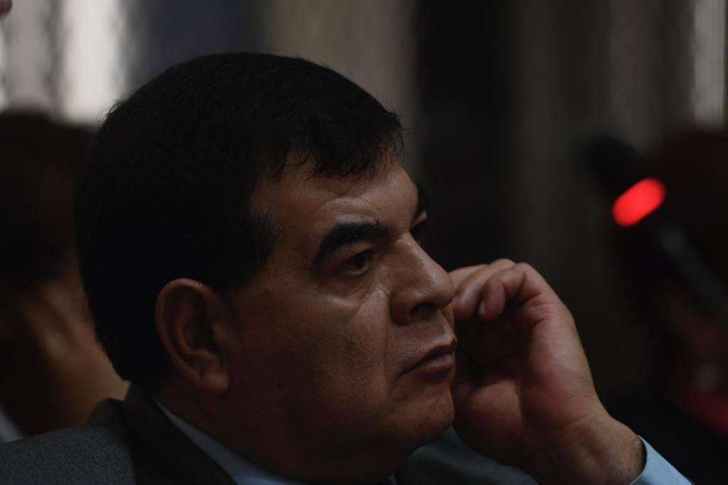 Exfiscal Rony López. Foto: Omar Solís
