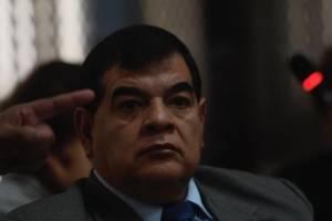 Exfiscal Rony López.
