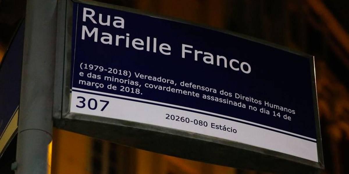 Após ataques, campanha por placas de Marielle já arrecada R$ 28 mil