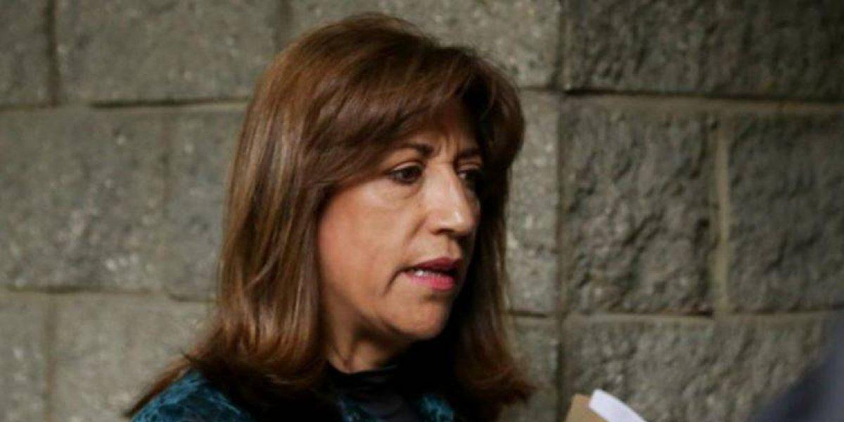 EE.UU. retira visa a Martha Zamora, exjefa regional de CICIG