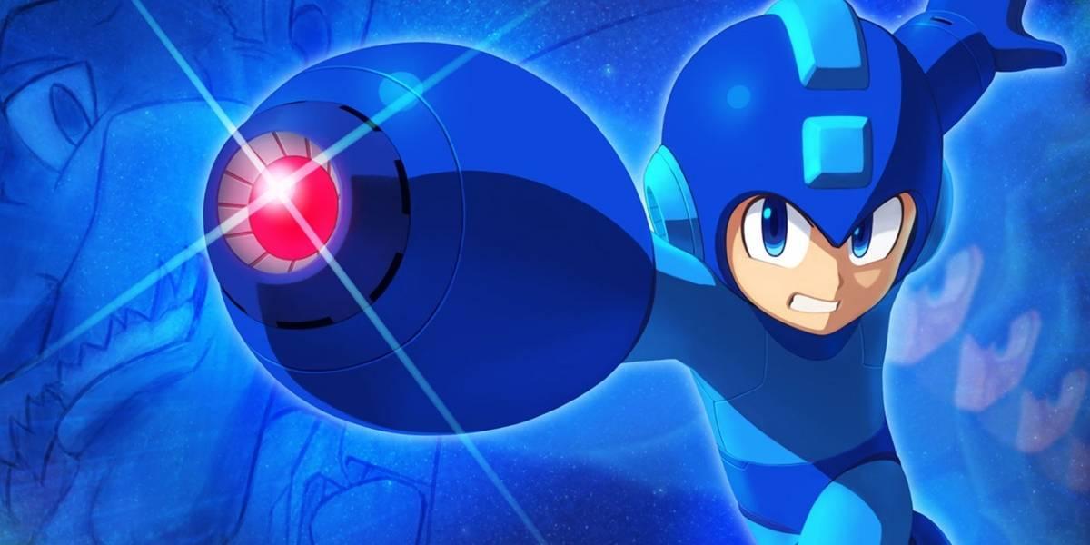 Capcom anuncia película de Mega Man con actores reales