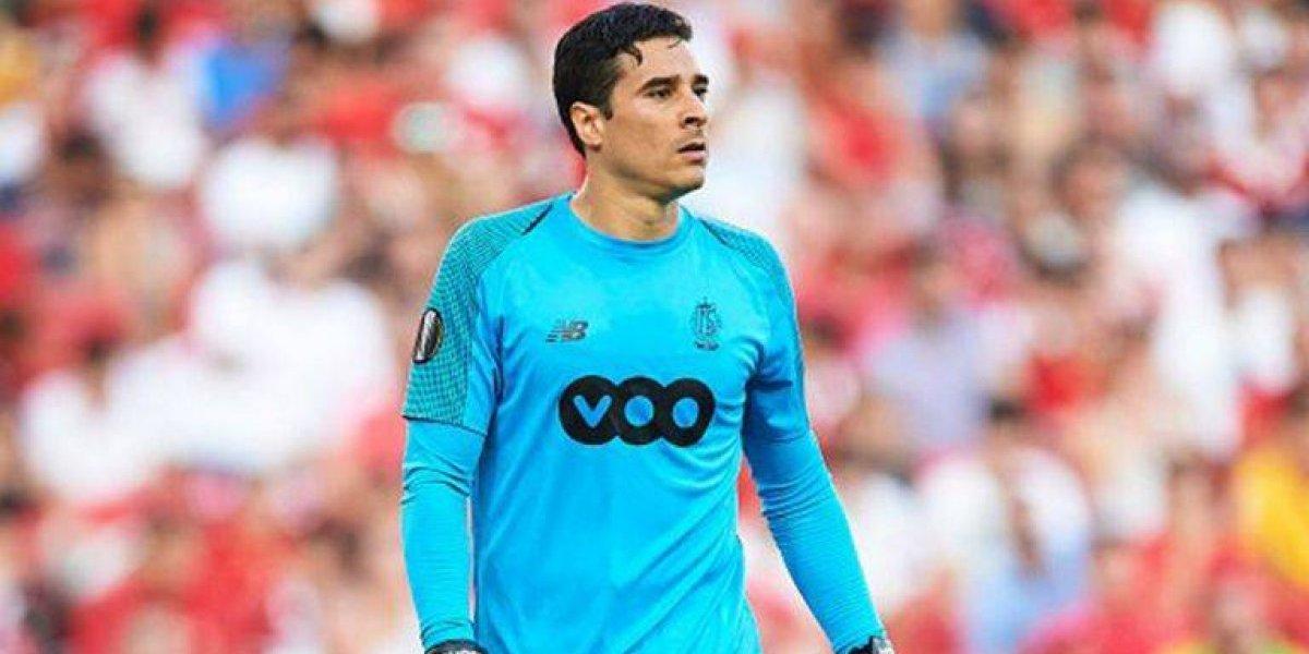 VIDEO: Así fue la equivocación de Ochoa en la Europa League