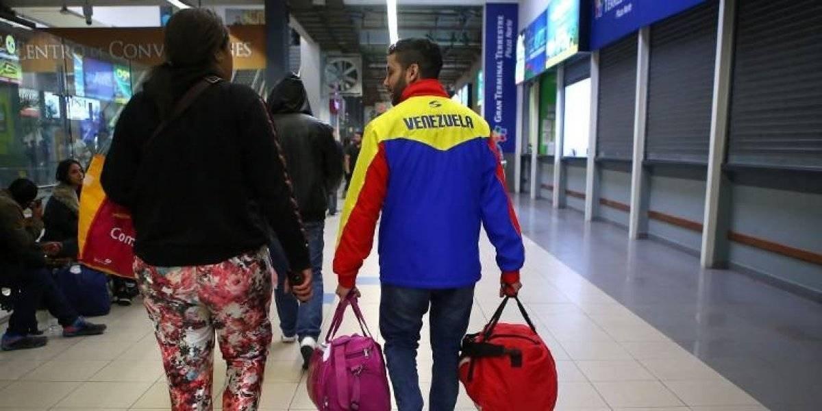 Noventa venezolanos retornarán a su país desde RD este fin de semana