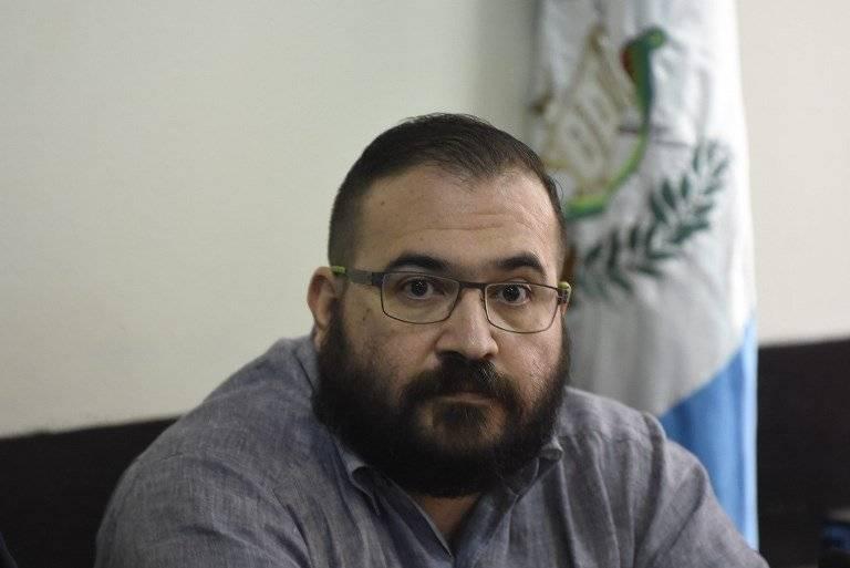Javier Duarte detenido en Guatemala