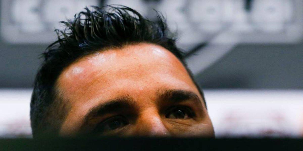 El éxodo Monumental de Colo Colo empieza con Héctor Tapia