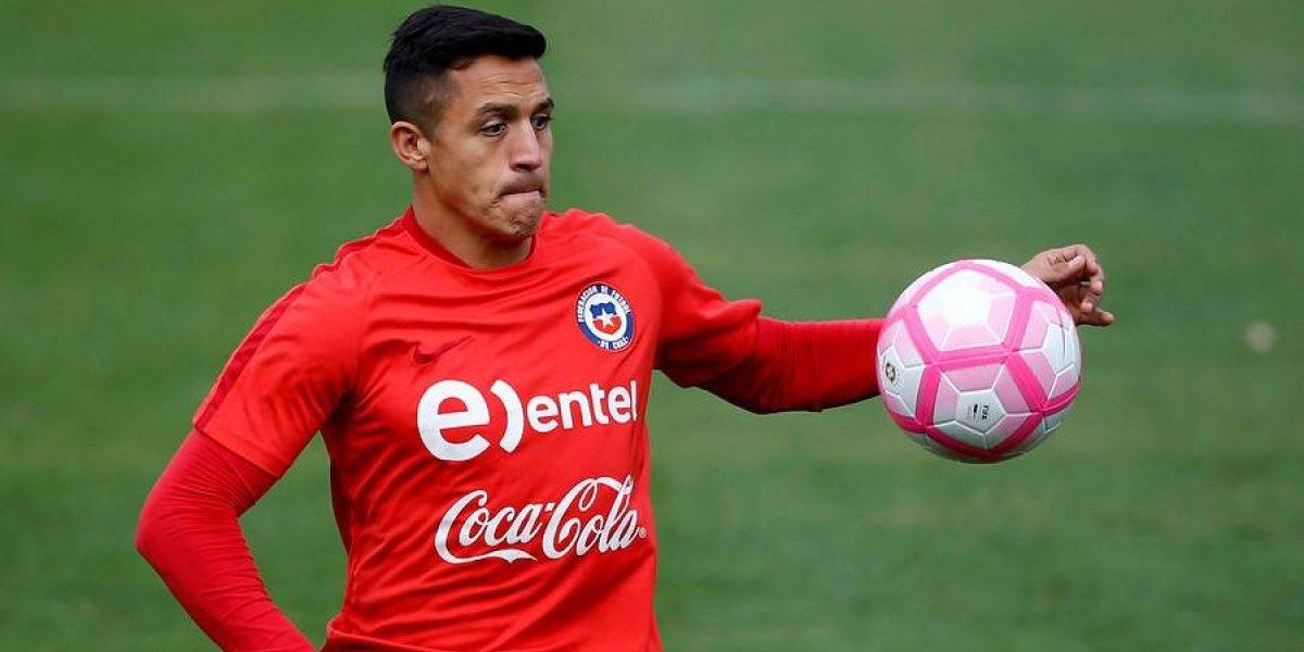 Alexis Sánchez vuelve a la Selección chilena y sólo podrá jugar amistoso ante México por sus problemas de visa