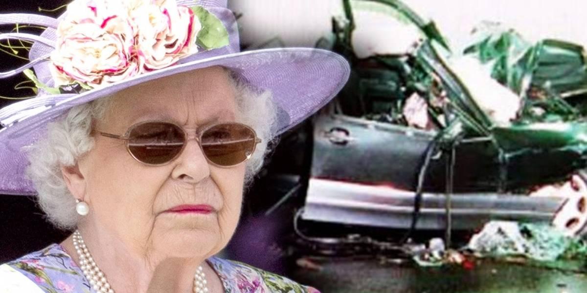 La reina Isabel no quiso creer en la gravedad del accidente en el que murió Lady Di