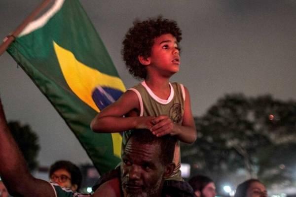 Discurso agresivo de Bolsonaro llegó al corazón de los brasileños