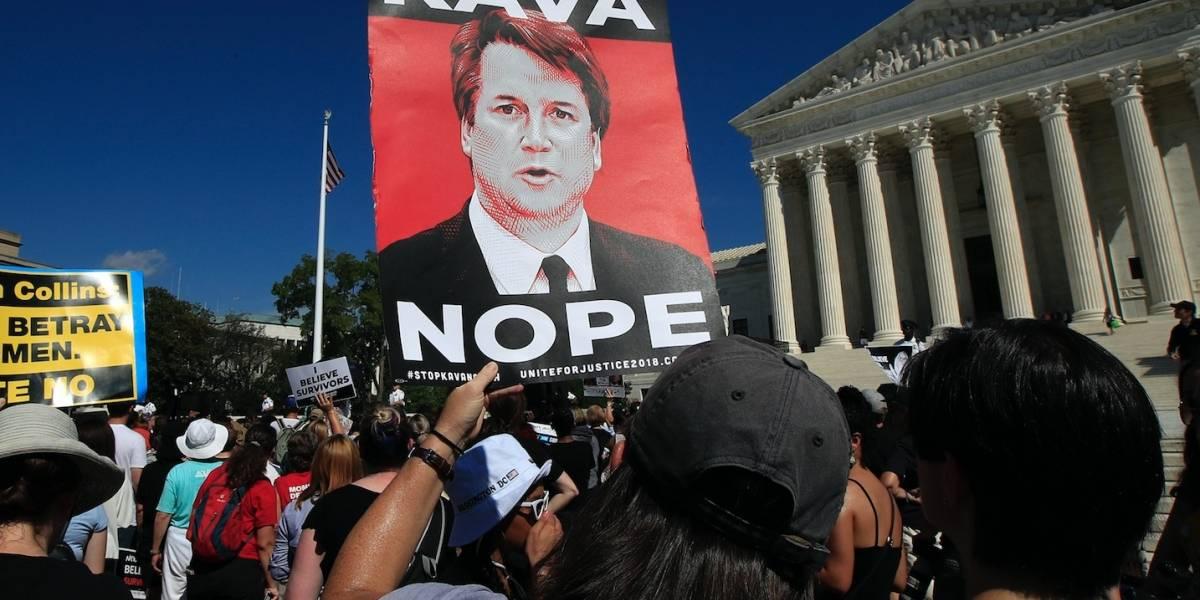 Informe del FBI sobre Kavanaugh da esperanza a republicanos
