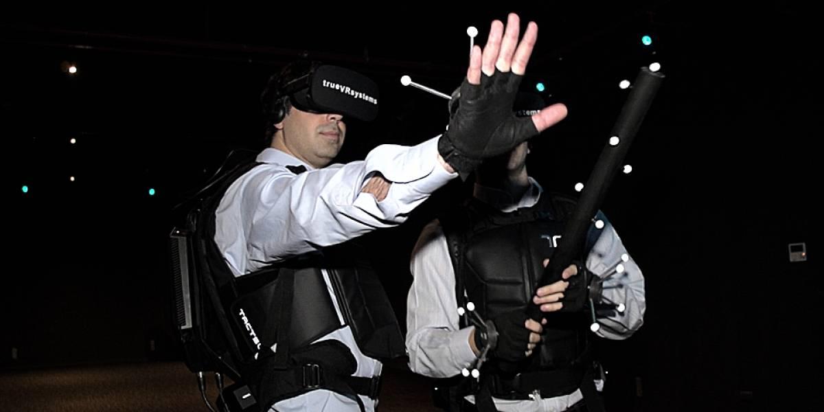 "Primer centro de realidad virtual ""free roam"" llegó a Chile"
