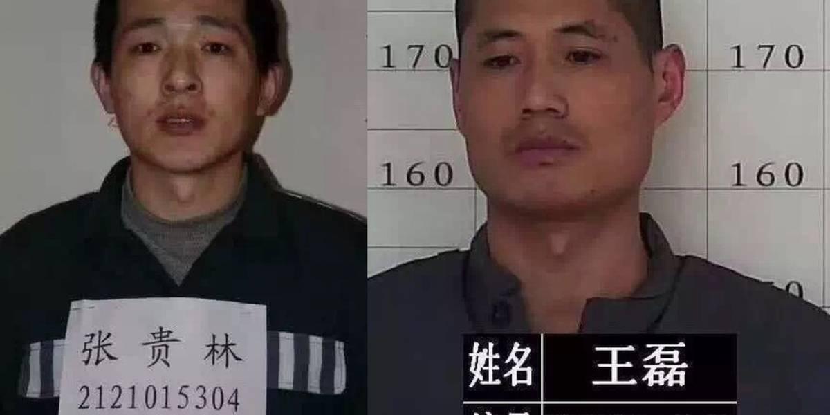 La insólita fuga de dos presos en China que dio pie a una cacería humana por todo el país