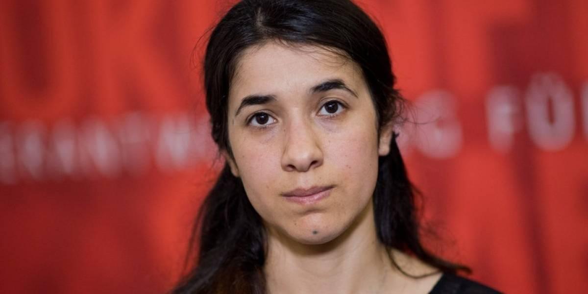 """Nobel da Paz: a história de superação de Nadia Murad, de vítima de """"jihad sexual"""" ao prêmio"""