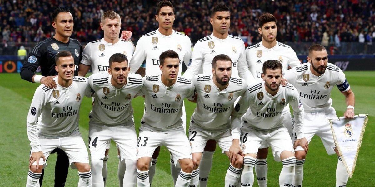 Liga Espanhola: Onde acompanhar online o jogo Alavés x Real Madrid