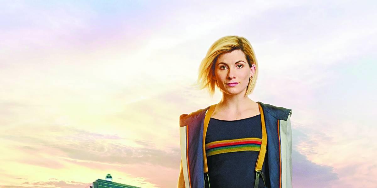 Atriz Jodi Whittaker estreia como protagonista de Doctor Who