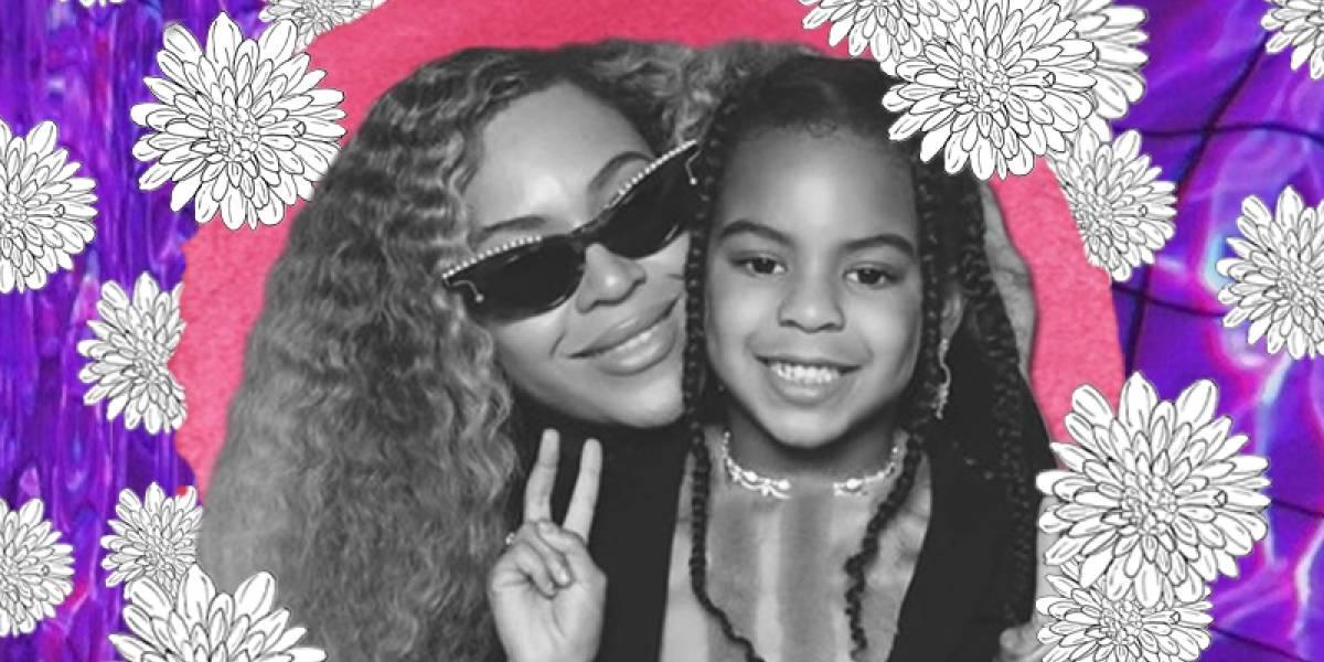 Las fotos que demuestran el íncreible lazo entre Beyoncé y su hija Blue Ivy