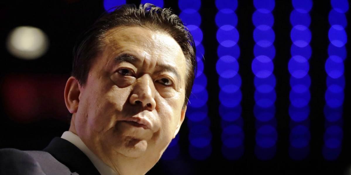 Insólito: Interpol busca al presidente de Interpol desaparecido en China hace seis días